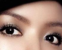 韩式三点定位双眼皮